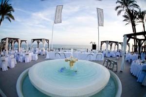 Wedding - La Cabane Los Monteros Hotel