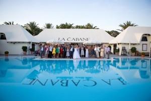 Wedding - La Cabane - Los Monteros