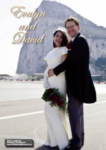 Gibraltar Wedding - Ladies Primiera Magazine Dec 08