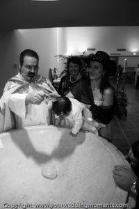 Calahonda Church Christening