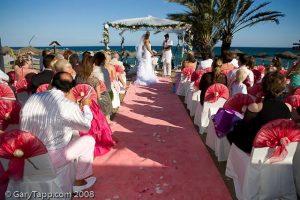 Beach Wedding - Guadalpin Hotel Marbella