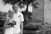James & Alice's Wedding at Tikitano Restaurant Estepona - Marbella