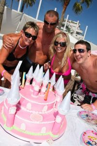 Lucy's 21st Birthday Party Ocean Club - 1st May 2009